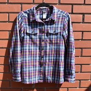 Patagonia long sleeve shirt - Woman's 2